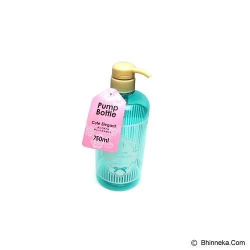 TOKYO1 Pump Cute Bottle [TKY11036PBT] - Green - Tempat Sabun Cair